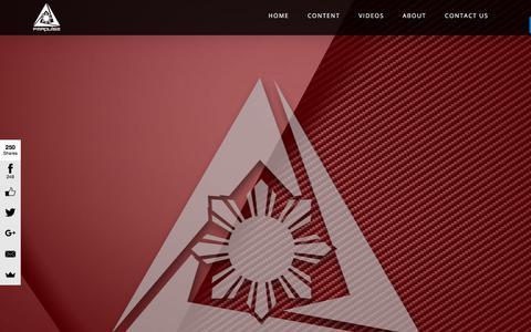 Screenshot of Home Page fmapulse.com - Home - FMA Pulse - captured Aug. 8, 2018
