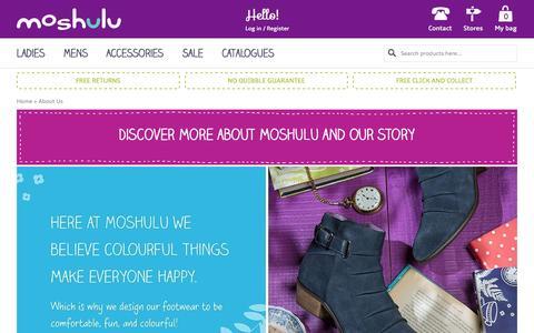 Screenshot of About Page moshulu.co.uk - About Moshulu | Moshulu - captured Oct. 30, 2014