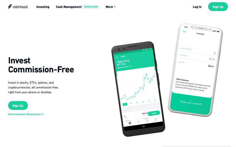 Robinhood | Competitive Intelligence and Insights | Crayon