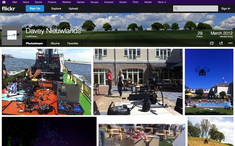 Screenshot of Flickr Page flickr.com - Flickr: LookDown_'s Photostream - captured Oct. 27, 2014