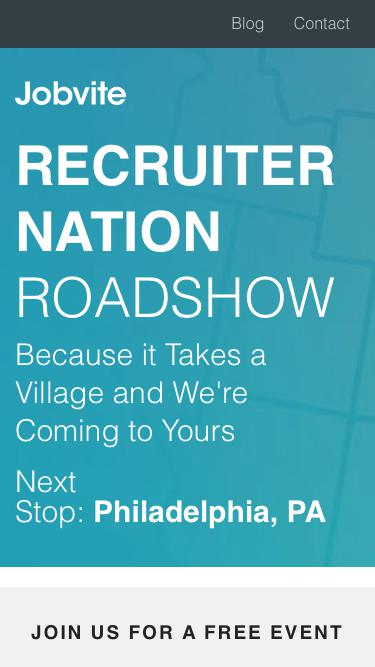 Recruiter Nation Breakfast | Philadelphia