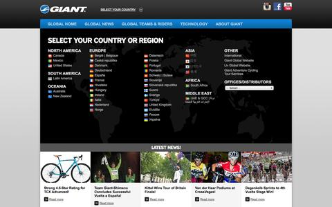 Giant Bicycles | Offical site