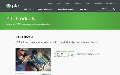 PTC Products | PTC