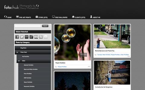 Screenshot of Team Page fotochuk.com - People Portfolio Photographs - captured Oct. 6, 2014