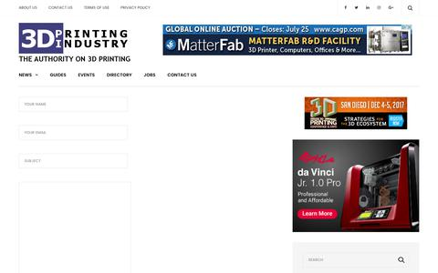 Contact us - 3D Printing Industry