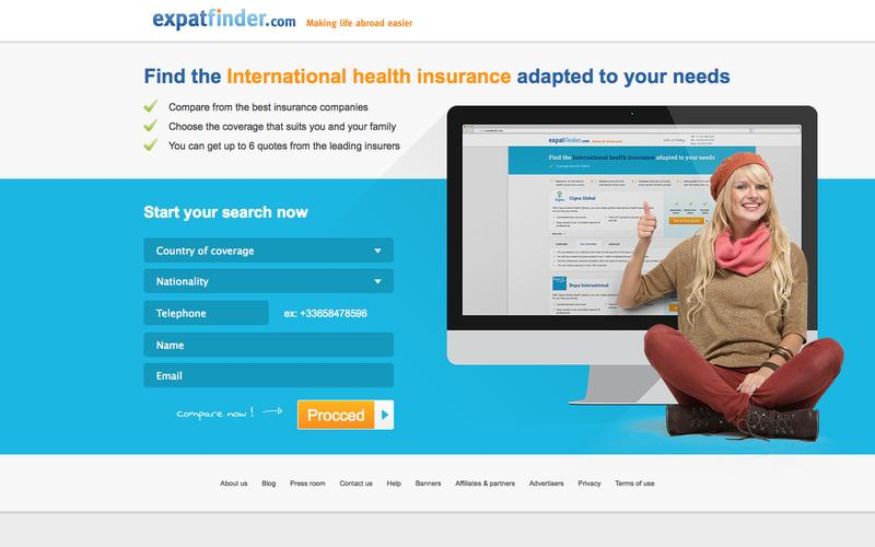 Compare International Health Insurance - Get Free Quotes - ExpatFinder.com