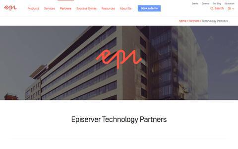 Technology Partners - Epi