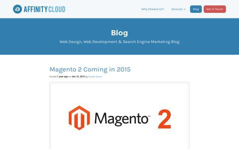 Web Design, Web Development & Search Engine Marketing Blog