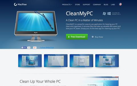 CleanMyPC: How to Clean My PC Computer. Best PC Cleaner Software