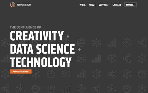 At the confluence of Creativity, Data Science, and Technology   Brunner