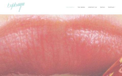 Screenshot of Home Page bujukrayu.com - bujukrayu - captured Sept. 30, 2014