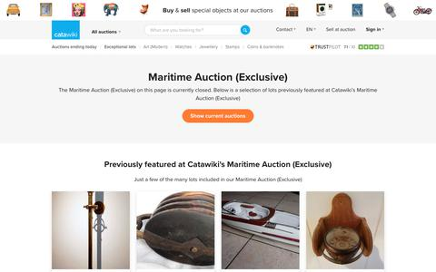 Maritime Auction (Exclusive) - Catawiki
