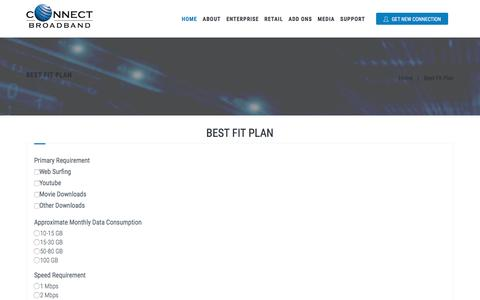 Best Broadband in Punjab and Chandigarh Area - Connect Broadband