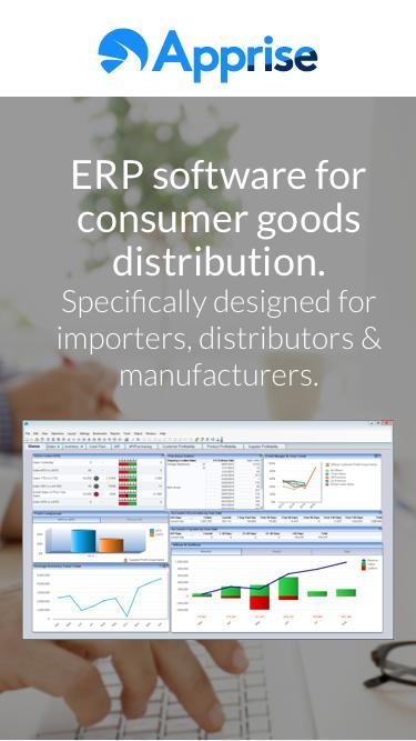 ERP Software   Apprise