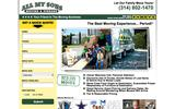 New Landing Page All My Sons Moving & Storage