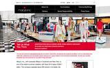 New Screenshot Macy's Home Page