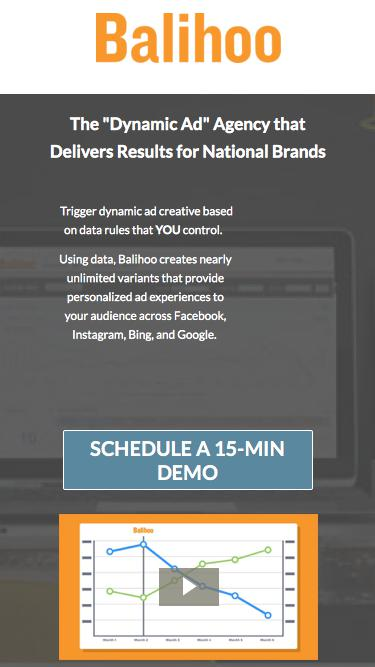 "The ""Dynamic Ad"" Agency that Delivers Results."