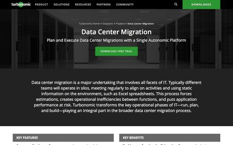 Plan & Execute Any Data Center Migration with Turbonomic