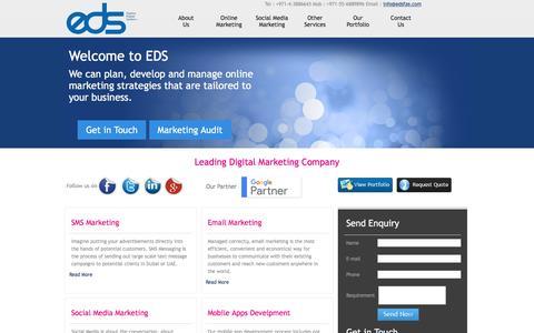 Best SEO Company | PPC Agency | Google Adwords Company Dubai | EDS FZE