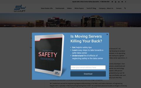 Screenshot of Team Page serverlift.com - Leadership - ServerLIFT - captured Nov. 17, 2018
