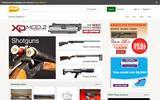 New Screenshot GunBroker.com Home Page