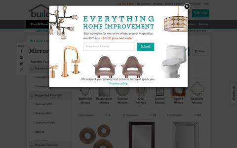 Mirrors | Build.com