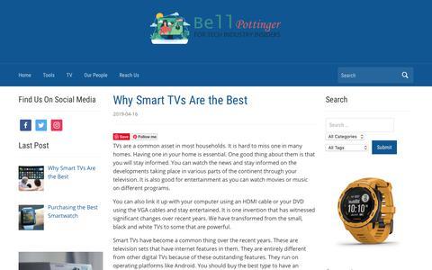 Screenshot of Home Page bell-pottinger.com - Bell Pottinger - captured June 22, 2019