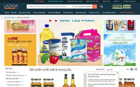 Sản Phẩm Bách Hóa Online Đa Dạng, Giá Cực Sốc | Lazada.vn