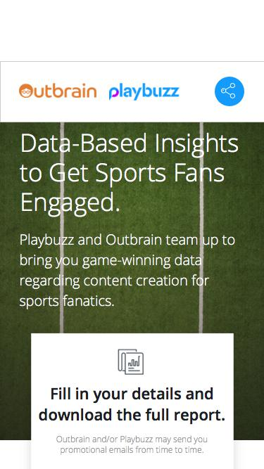 The Sport content Playbook