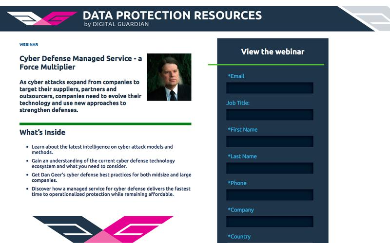 Cyber Defense Managed Service - a Force Multiplier | Detect and Prevent Cyber Attacks with Managed Cyber Security Services