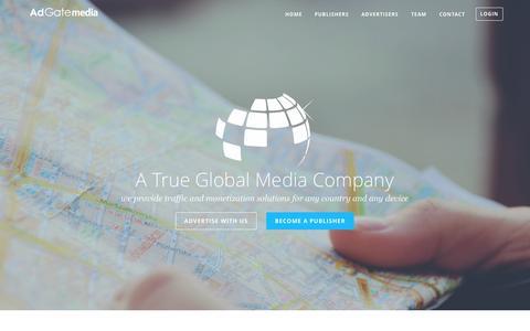 AdGate Media Incentive Marketing