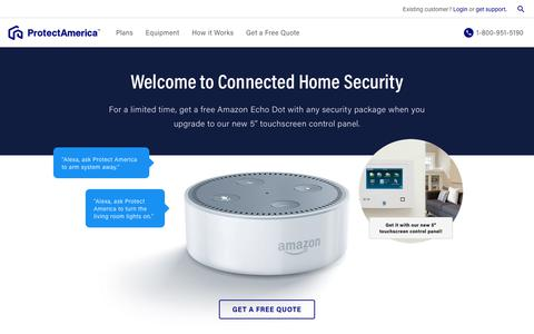 Home Security Systems | Protect America