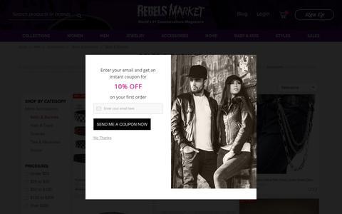 Cool Belts - Buy Cool Belts & Buckles | RebelsMarket