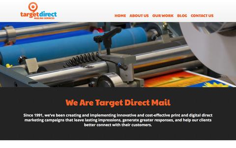 Target Direct Mail | Direct Mail Marketing