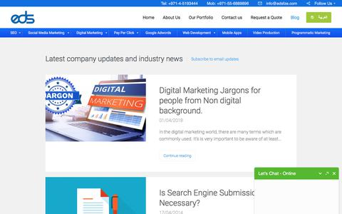Section: Blog | Online marketing Company Dubai | Internet Marketing company UAE