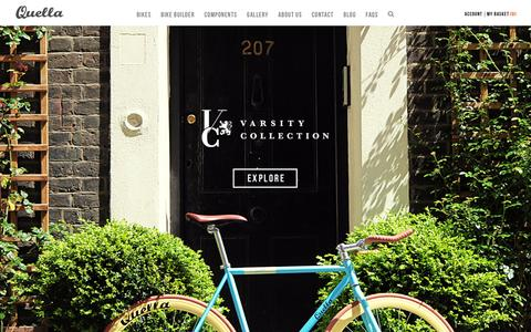 Quella Fixie, Single Speed, Custom Fixed Gear Bikes | Quella Bicycle