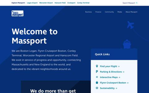 Massachusetts Port Authority