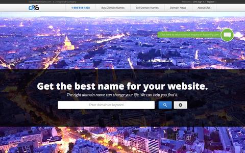 Screenshot of Home Page entrepreneurialconcepts.com captured Aug. 4, 2015