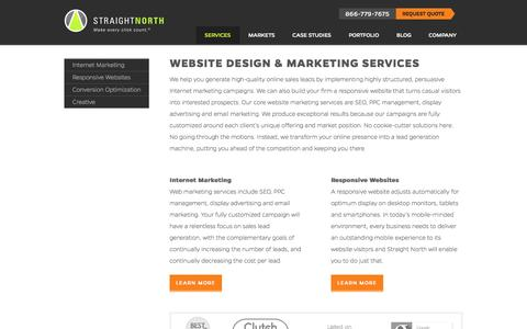 Website Marketing Services, Web Marketing Solutions