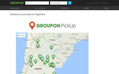 Nuestras sucursales en Argentina