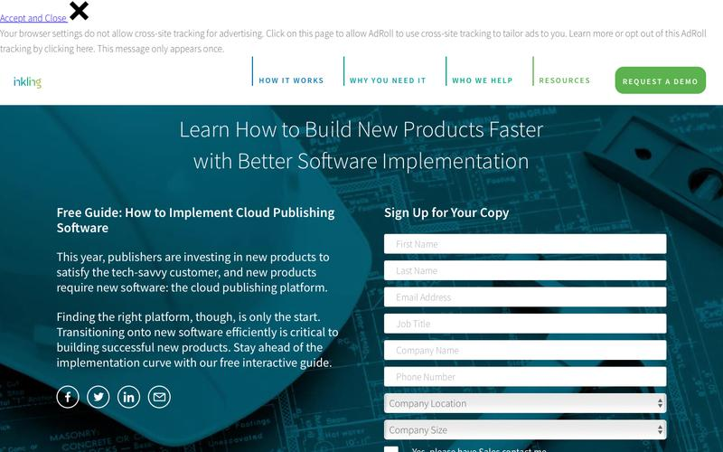 How to Implement Cloud Publishing Software