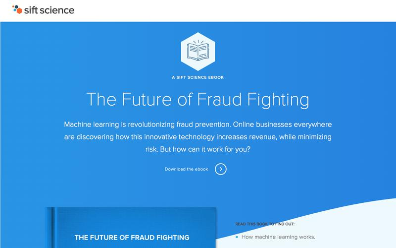 The Future of Fraud Fighting