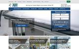 New Screenshot Huff 'N Puff Home Page