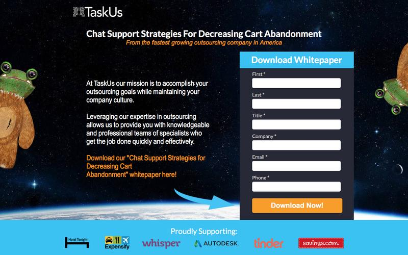 TaskUs Resources | Chat Support Strategies For Decreasing Cart Abandonment