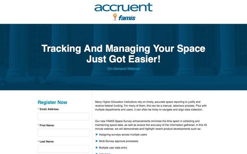 Tracking And Managing Your Space Just Got Easier!