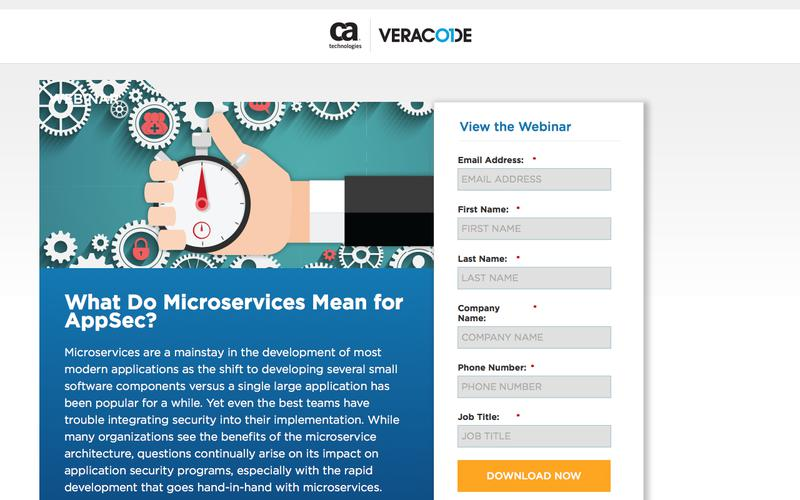 What Do Microservices Mean for AppSec? | Veracode