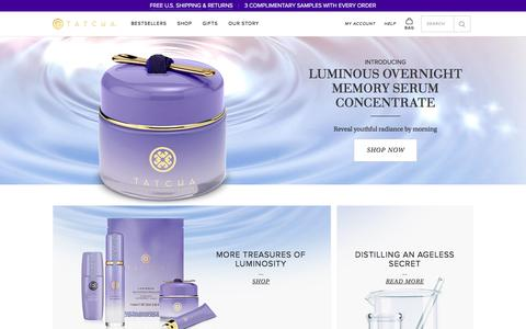 Japanese Beauty & Skincare Rituals | Moisturizers, Cleansers, Toners | Tatcha Official Site
