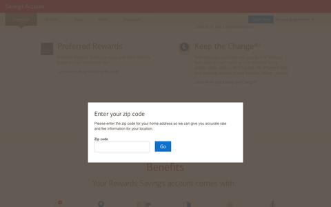 Savings Account - Open a Rewards Savings Account Online
