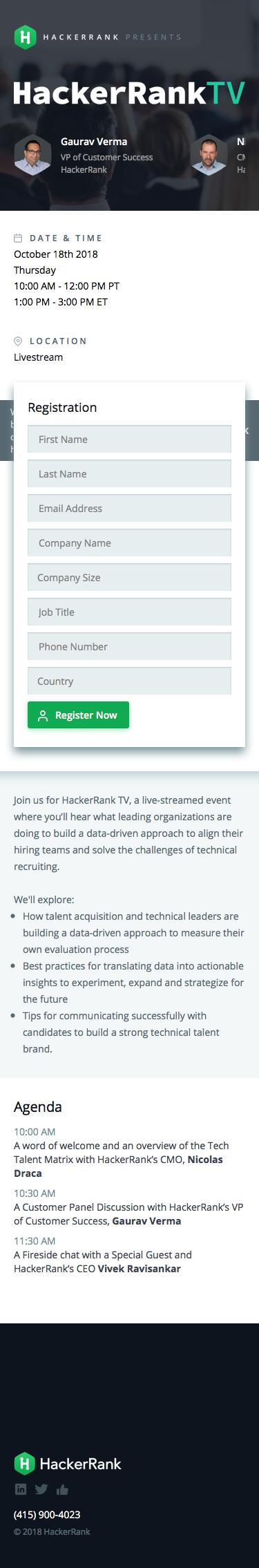 HackerRank (formerly interviewstreet) | Competitive