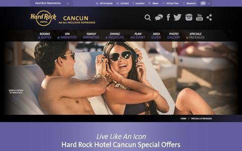 Cancun Vacation Packages - Cancun Hotel Specials